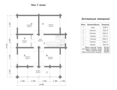примеры деревянных домов